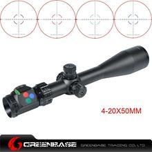图片 Woltis 4-20x50mm BDC & Mil-Dot & RXR Reticle Riflescope Black WT-SCP-003