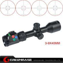 图片 Woltis 3-9x40mm BDC & Mil-Dot & RXR Reticle Riflescope Black WT-SCP-007