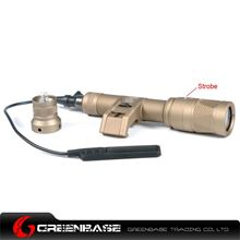 Picture of GB IFM-M600V Dual Output Flashlight Dark Earth NGA1187