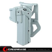 Picture of NB Movable Holsters for Glock series Silver White NGA1206