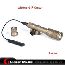 Picture of NB M600V Scout Light White/IR LED WeaponLight Dark Earth NGA1215