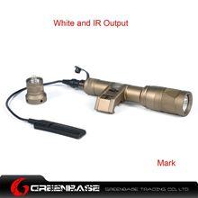 Picture of GB IFM M600V IR Dual Output Flashlight Dark Earth NGA1217