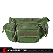Picture of 1000D Tactical Waist Packs Green GB10149