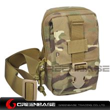 Picture of 9119# 1000D Inclined shoulder bag Multicam GB10172