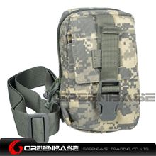 Picture of 9119# 1000D Inclined shoulder bag ACU GB10174