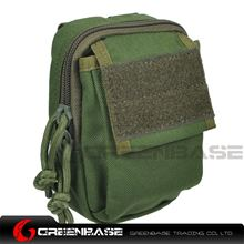 Picture of 8223# Backpack attachment bag Green GB10285