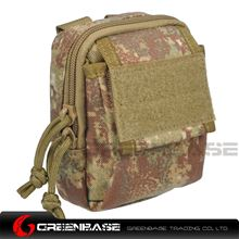 Picture of 8223# Backpack attachment bag Khaki Camouflage GB10290