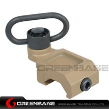 Picture of Unmark QD Rail Sling Attachment Dark Earth NGA0056