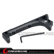 Picture of NB M-lok Link Curved Forefrip Black NGA1325