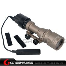 Picture of NB M951 Scout Light LED Weaponlight Dark Earth NGA1342