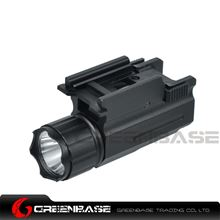 Picture of Outdoor Hunting LED Fleshlight Compact Glcok Pistol Light as Tactical Weapon Mounted  Flashlight with Weaver Quick Release NGA0174
