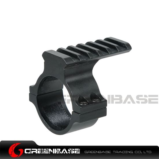 Picture of NB Extension 30mm Ring Adapter Tactical Top Rail Mount Riflescope Mount Black NGA1445