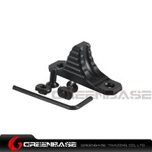 Picture of Metal Forward Angled Foregrip fit M-lok handguard System HandStop for rifle hunt NGA1566
