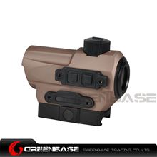 Picture of NB D10 Red Dot Sight 1.5 MOA Dot Scope Dark Earth NGA1568