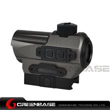 Picture of NB D10 Red Dot Sight 1.5 MOA Dot Scope Grey  NGA1569
